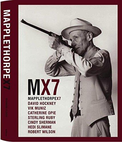Mapplethorpe x 7 par Richard Flood