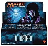 Wizards Of The Coast MTG-SOI-BD-DE - Schatten über Innistrad Booster Display, 36 Packs