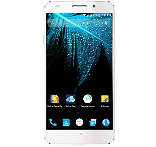 Swipe Elite Plus (16GB, 4G, White)
