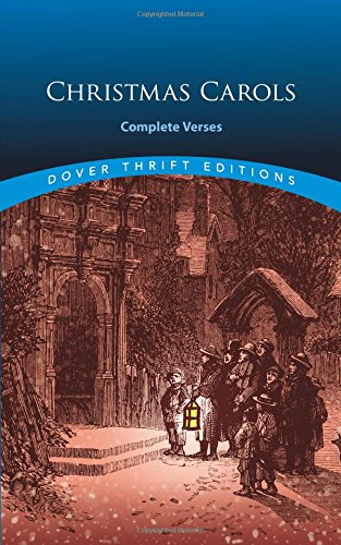 christmas-carols-complete-verses-dover-thrift-editions