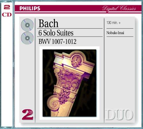 J.S. Bach: Suite for Cello Sol...