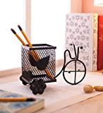 #2: Nexplora Industries Decorative Spoon Holder/Pen Stand Pencil Holder for Office Table Accessories