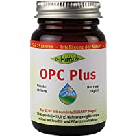 OPC Plus - 30 Traubenkernextrakt Kapseln - Antioxidantien reinigen Ihren Körper von innen und stärken die Abwehrkraft... preisvergleich bei billige-tabletten.eu