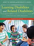 Learning Disabilities and Related Disabilities: Strategies for Success (Mindtap Course List)