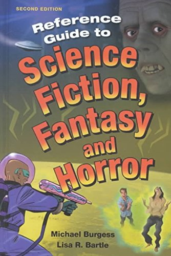 [Reference Guide to Science Fiction, Fantasy and Horror] (By: Bartle) [published: December, 2002]