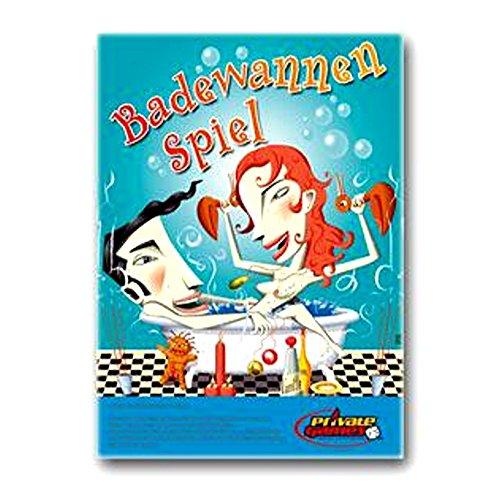 Preisvergleich Produktbild Badewannenspiel für Zwei - Geschenk Geschenkidee Valentinstag Paar Freund Freundin Geburstagsgeschenk