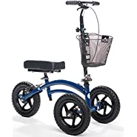 All Terrain-KneeRover-Krücken-Alternative, Knie-Scooter, weltweit Nummer 1Verkäufer