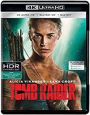 Tomb Raider (4K UHD + Blu-ray 3D + Blu-ray) (3-Disc)