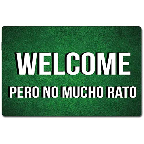 Welcome Mat,Alfombra De Piso De Entrada Alfombra De