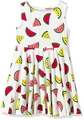Polarn O. Pyret Girl's Watermelon Print Dress