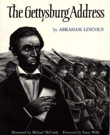 The Gettysburg Address by Abraham Lincoln (1998-02-02)
