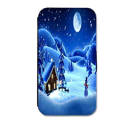 Book Style Flip Handy Tasche Case Schutz Hülle Schale Motiv Etui für Apple iPhone 6 - 4,7 Zoll - A17 Design12 Design 20