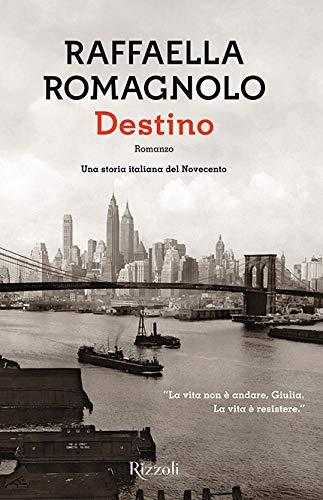 Raffaella Romagnolo: »Destino« auf Bücher Rezensionen