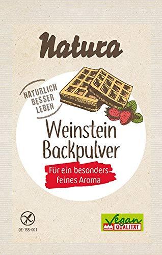 Bio Weinstein-Backpulver (54 g)