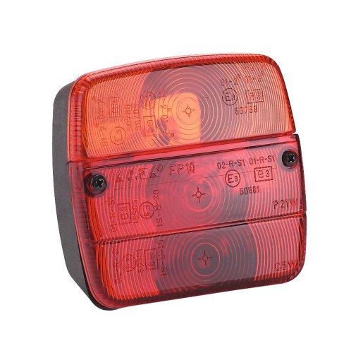 Feux arrières 3 Feux de stop sans ampoules