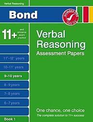 Bond Papers in Verbal Reasoning 9-10 years: Third Papers in Verbal Reasoning 9-10 Years (Bond Assessment Papers)