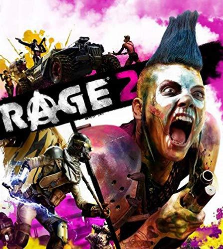 FEIYUESS PC Steam Genuine rage2 Acquista Giochi Open World puoi Aggiungere Amici per Inviare Regali (Colore : Edizione Deluxe)
