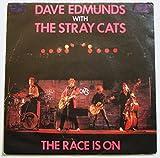 Race is on (1981, & The Stray Cats) / Vinyl single [Vinyl-Single 7'']