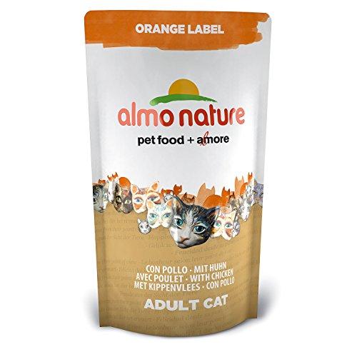 Orange Label Katzenfutter mit Huhn (750 g)