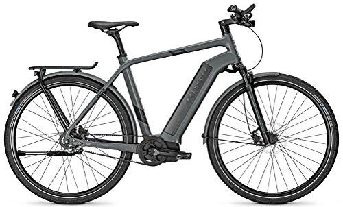 E-Bike Kalkhoff Impulse Evo INTEGRALE 8 Herren 8G Alfine Freilauf 17Ah 28' div. Rh, Rahmenhöhen:60;Farben:Slategrey matt