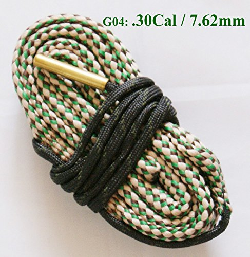 New BORE SNAKE Rifle/Shotgun Reinigung .308Spitze 0,3300303Cal & 7,62mm BoreSnake - Shotgun Snake Bore