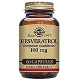 Solgar Resveratrol Vegetable Capsules - 60 Capsules