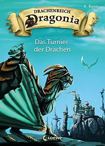 Preisvergleich Produktbild Drachenreich Dragonia - Das Turnier der Drachen: Band 4