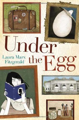 Under the Egg by Fitzgerald, Laura Marx (2014) Hardcover