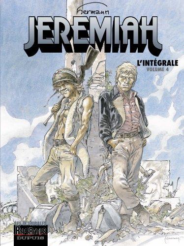 Jeremiah - Intégrale - tome 4 - Intégrale Jeremiah T4 (volumes 13 à 16)