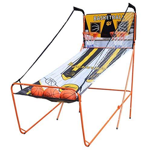 TLQ LT Arcade Gioco di Pallacanestro Rack for Adulti for Bambini al Coperto punteggio Automatico elettronico