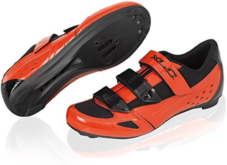 XLC Gira Nacional del SPD Mira Road zapatos blancos, Tamaño:gr. 43  -