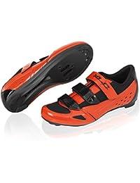 XLC scarpe all mtb- cb-m10 verde/nero/giallo 38 (Scarpe Mtb) / shoes all mtb- cb-m10 green/black/yellow 38 (Mtb...
