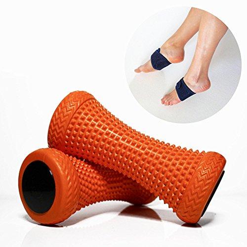 Massagegerät Aus Holz Körpermassage 15 X 8 Cm Fußmassage Freundschaftlich Massageroller Auto