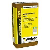 weber.rep 767, 25kg - Vergussmörtel 1 mm