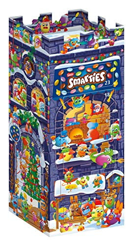 Nestlé SMARTIES bunter Adventskalender