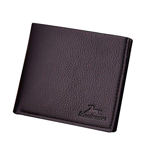OSYARD Geldbeutel Männer Geldbörse Herren Portemonnaie Portmonaise Portmonee Mens Wallet Brieftasche Portmone Portmonaie mit RFID Schutz