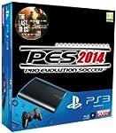 Console PS3 Ultra slim 500 Go Noire +...