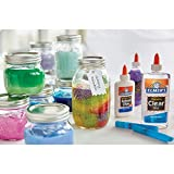 Elmer's Glue Slime Magical Liquid Slime Activator Solution, Ideal for Making Slime, Makes Four Batches of Slime, 259 ml