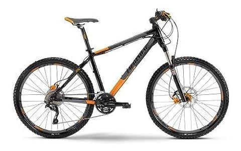 Mod.13 Herren MTB Hai Attack RC UVP 999 Euro 30-Gang SLX mix HaiBike Bike schwarz (Rahmenhöhe 50)