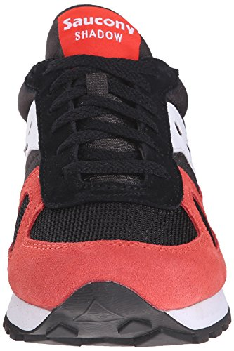 Saucony Originals Shadow Herren Sneakers Rot