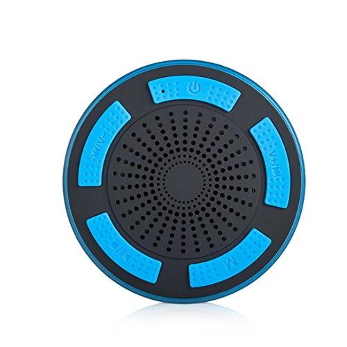 Tefamore IPX7 Impermeable a prueba de choques Bluetooth recargable LED Speaker para...