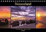 Neuseeland - Attraktiver Süden (Tischkalender 2018 DIN A5 quer): Die Südinsel Neuseelands ist die Insel der Gegensätze. (Monatskalender, 14 Seiten ) ... [Kalender] [Apr 28, 2016] Klinder, Thomas