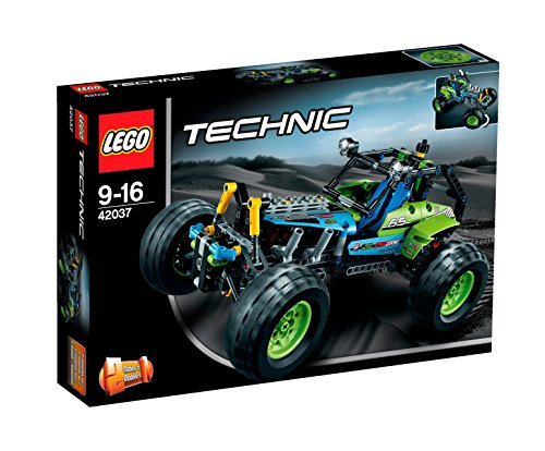 Preisvergleich Produktbild LEGO Technic 42037 - Formula Off-Roader