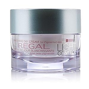 Crema de blanqueamiento de día para piel pigmentada regal light control