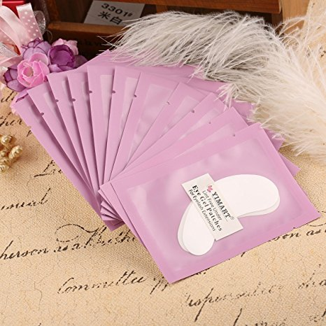 yimart-50-pairs-professional-lint-free-under-eye-gel-pad-patches-for-eyelash-extensions