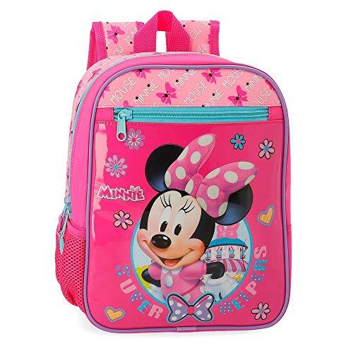 Disney Super Helpers Zainetto per bambini 28 centimeters 6.44 Rosa