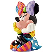 Enesco Disney by Romero Britto Skulptur 'Minnie Mouse' Limited Edition of 1,250 pieces mit COA