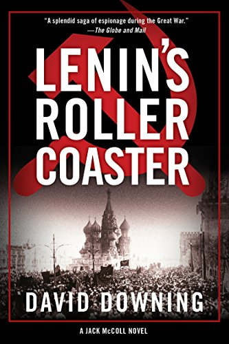Lenin's Roller Coaster (A Jack McColl Novel, Band 3)