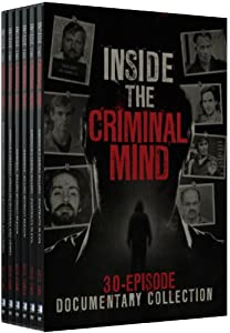 Inside Criminal Minds: 30 Program Collection [DVD] [Region 1] [US Import] [NTSC]