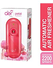 Godrej aer Matic Spray- 225 ml (Petal Crush Pink)